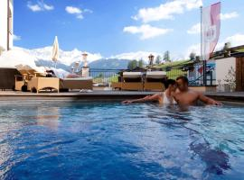 Alpen-Herz Romantik & Spa - Adults Only