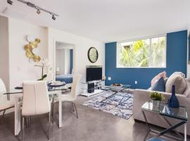 Brand New Downtown LA Contemporary Two Bedroom Apartment