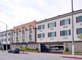 Best Western Airport Plaza Inn, hotel with jacuzzis in Los Angeles