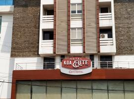 KGA Elite Continental Hotel