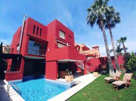 Villa Familiar de Playa, hotel en Motril