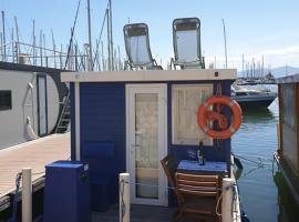 Pretty HomeBoat Sant'Elmo