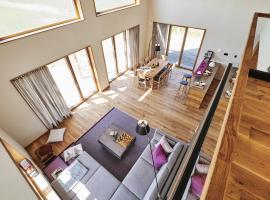 Gud Jard Chalet Nr. 37 - Wohngesundes Design-Ferienhaus