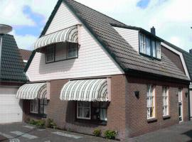 Westenwind, self catering accommodation in Egmond aan Zee