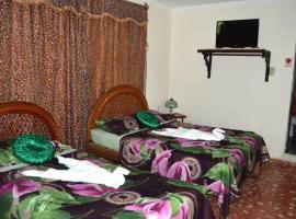 Hotel bogiano Trinidad