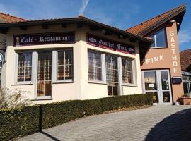 Gasthof Restaurant Cafe Fink