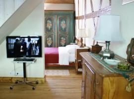 Gîtes les bains, hotel in Riquewihr
