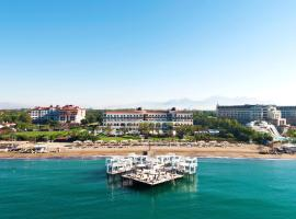 Kempinski Hotel The Dome Belek Golf and Thalasso