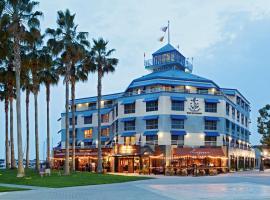 Waterfront Hotel a Joie De Vivre Hotel, hotel in Oakland