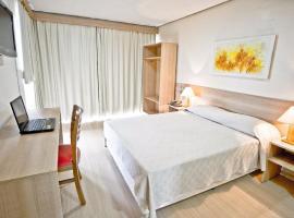 Hotel Dan Inn Express Porto Alegre - próximo ao Complexo Hospitalar Santa Casa