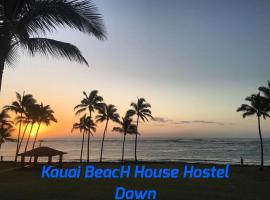 Kauai Beach House Hostel, LLC