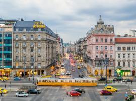 Danubius Hotel Astoria City Center, hotel in Boedapest