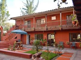Chimpay - (Help us to Help), hotel in Urubamba