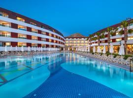 Grand Park Bodrum Hotel - Ultra All Inclusive, מלון בטורגוטריס