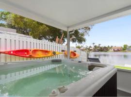 Lake Life - 3/2 lake House With Hot Tub And Kayaks