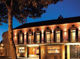 Villa Marsan, hotel in Villeneuve-de-Marsan