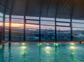 Grand Hyatt Berlin, Wellnesshotel in Berlin