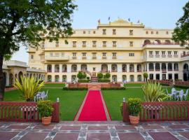 The Raj Palace (Small Luxury Hotels of the World), hotel in Jaipur