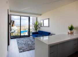 New apartment - best location and view of the city Adamant Tijuana