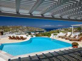 9 Muses Villas Mykonos