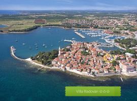 Villa Radovan, hotel near Rigo Patrician Palace, Novigrad Istria