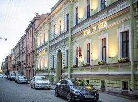 Резиденция Дашковой