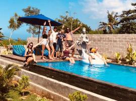 Dream Beach Hostel Lembongan, hostel in Nusa Lembongan