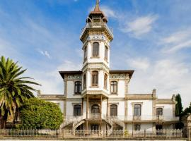 Palacete Villa Idalina, hotel in Caminha