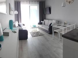 Nowy Apartament w Międzyzdrojach, blisko plaży