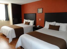 Hotel Plaza Morelos