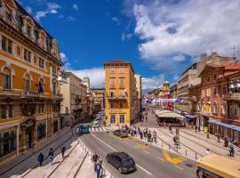 Apartments & rooms Forever, budget hotel in Rijeka