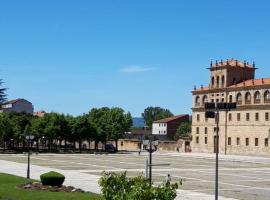 Anduriña, hotel en Monforte de Lemos