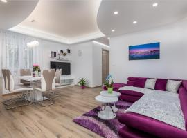 Apartment R & Z-Brand new family apartment with a spacious yard