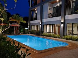 Friendly Hotel Krabi, hotel in Ao Nam Mao