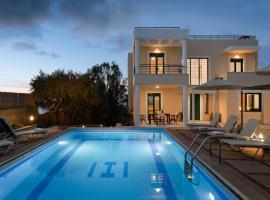 Aris Villa, hotel in Panormos Rethymno