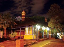 Coolibah Lodge Northbridge, budget hotel in Perth