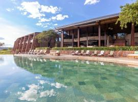 Melia Serengeti Lodge