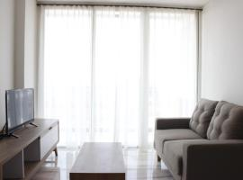 Artistic 3BR Apartment at Landmark Residence By Travelio
