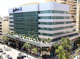 فندق راديسون بلو، بيروت فردان
