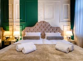 Riva Palace - design rooms, luxury hotel in Zadar