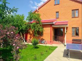 Holiday Home in SNT Iskra Khimki