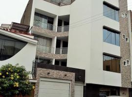 Illa Peru Apartments