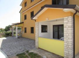 Apartments with a parking space Vilanija (Umag) - 17240