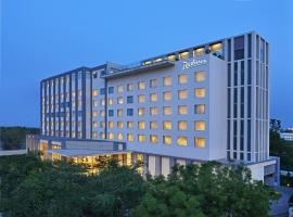 Radisson Hotel Agra, hotel with pools in Agra