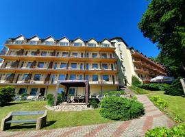 Hotel Mazuria, family hotel in Mrągowo