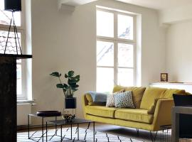 Bed & Boon, apartment in Ghent