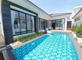 Dasiri Holiday Pool Villa central, modern & new!