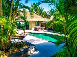 テ マナバ ラグジュアリー ヴィラズ & スパ、ラロトンガ島のホテル