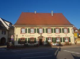 Atelier Hotel Sonne