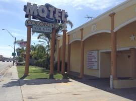 Colonial Pool & Spa Motel